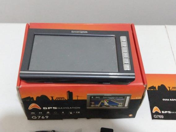 Gps Orange G769 Ligando Sem Bateria
