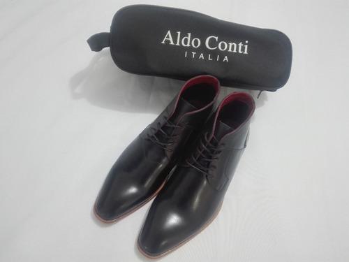 Monarquía Esquivo Enojado  Zapatos Aldo Conti Talla29 Negros Nuevos | Mercado Libre