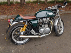 Royal Enfield Continental Gt 2017
