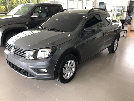 Volkswagen Saveiro Plus 2020 Mecánica Nueva 0 Kms