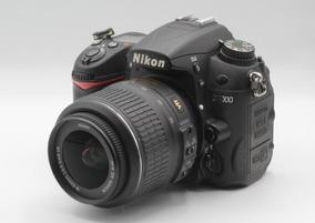 Nikon D7000 Objetiva 18-55mm