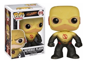 Funko Pop! The Flash - Reverse Flash 215