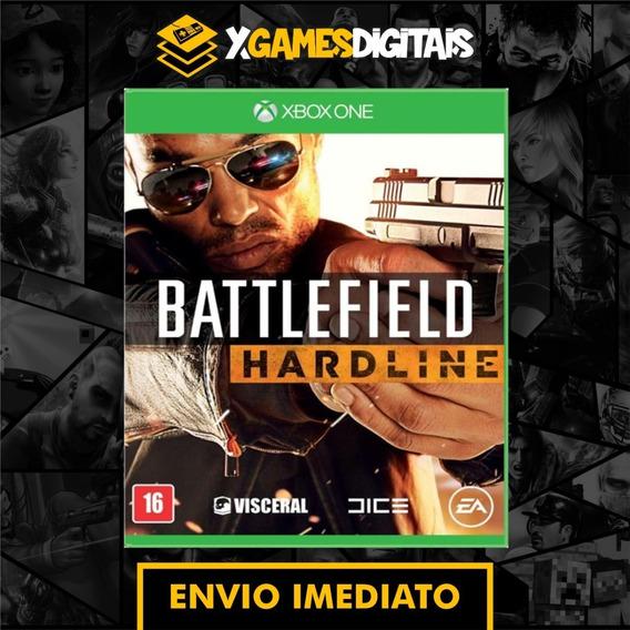 Battlefield Hardline Xbox One Midia Digital + 1 Jogo Brinde