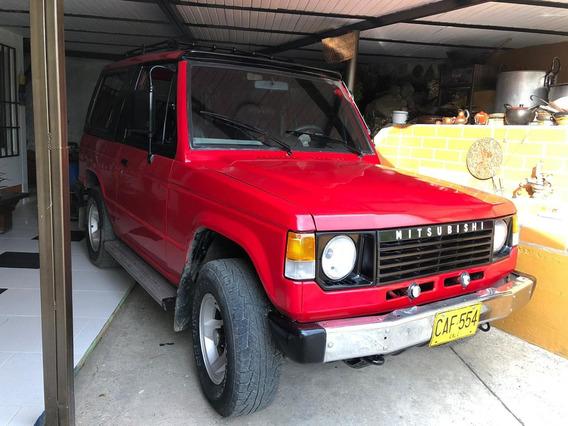 Mitsubishi Montero Fe 2.6 4x4 1989
