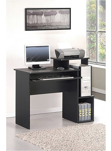 Escritorio De Computador Para Oficina Furinno, Con Cajón,