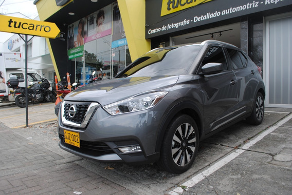 Nissan Kicks Full Equipo