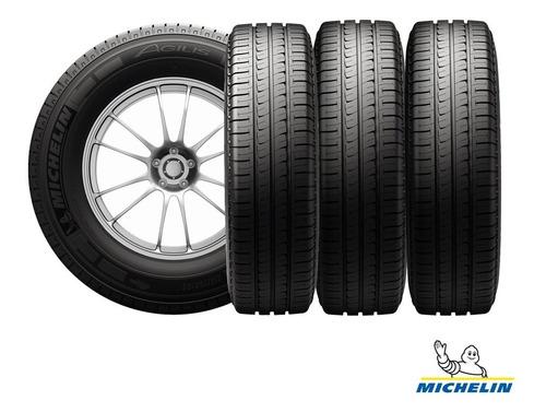 Kit X 4 Neumáticos Michelin Agilis + Cubiertas 235/65 R16