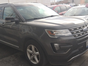 Ford Explorer 3.5 Lx At 2016