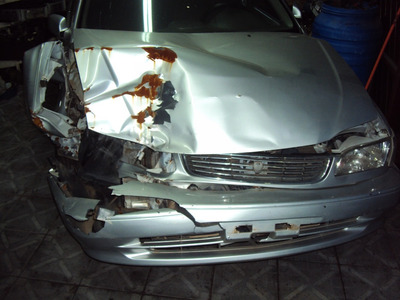 Toyota Corolla 2000 2001 2002 Sucatas E Batidos Peças