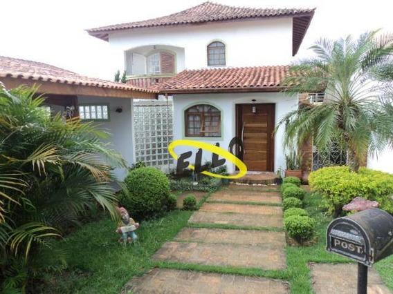 Casa Em Condomínio Fechado Alto Padrão Km 30 Da Raposo Tavares - Ca4357
