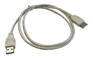 Cable Usb 2.0 Am A Af - 1,0 Metros - #223 Gtc