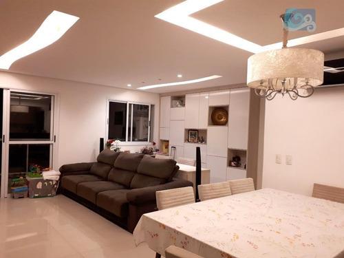 Imagem 1 de 10 de Apartamento À Venda - Praia Das Astúrias - Guarujá. - Ap4450