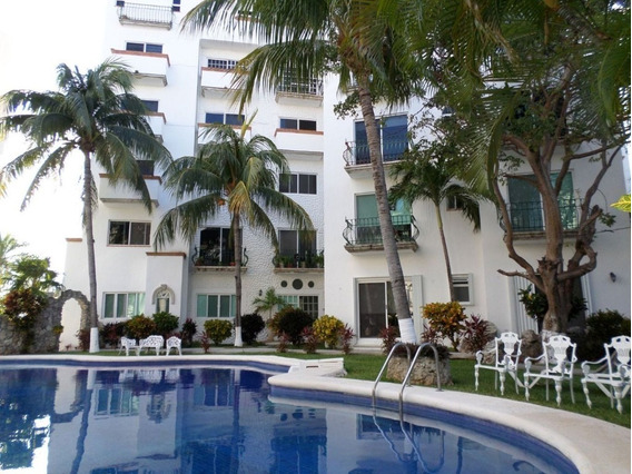 Departamento En Renta Cancun Amueblado Y A Solo 5 Min De La Playa C2454