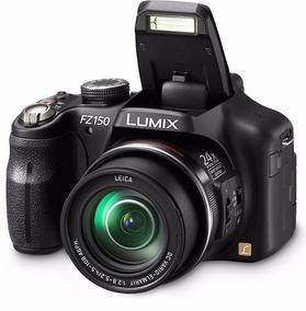 Camera Digital Semiprofissional Panasonic Lumix Fz150 Trocas
