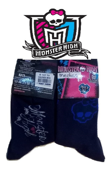 Medias Monster High Footy