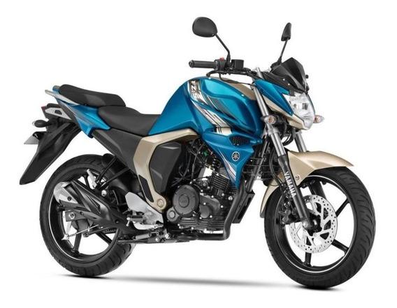 Yamaha Fz-s Fi 2.0 - Motos 32 -la Plata-bonificacion $15400