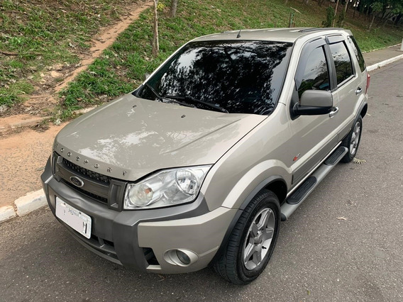 Ford Ecosport 2.0 Xlt 4wd 5p 2008 - Conservada