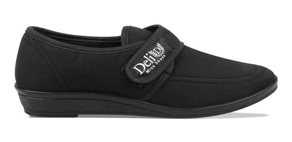 Mocasin Dama Taco Chino Ideal!! Dely 665!! Oferta!!!