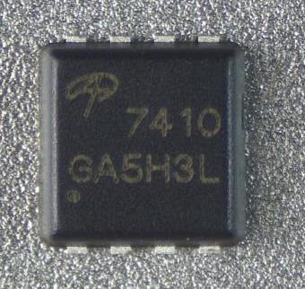 Kit 10 Mosfet Aon7410 7410 7200 Ap9402 Samsung Original