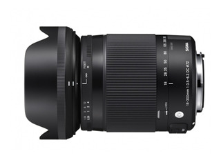 Sigma 18-300mm F3.5-6.3 Dc Macro Os Hsm Contemporary/sony A