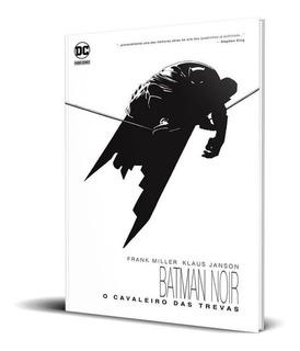 Batman Noir: O Cavaleiro Das Trevas - Capa Dura