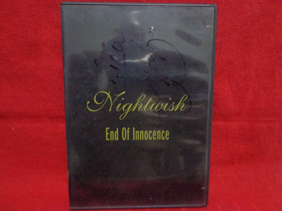 Dvd Nightwish - End Of Innocence