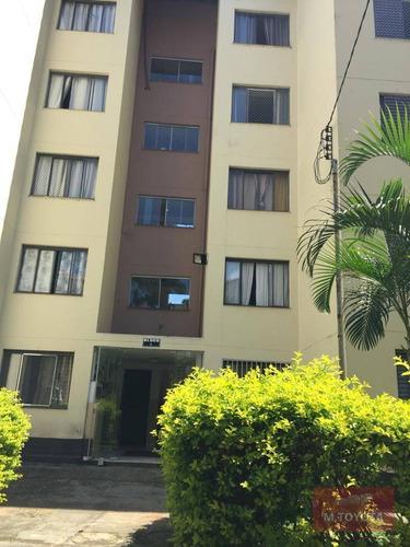 Imagem 1 de 19 de Apartamento Com 2 Dormitórios À Venda, 50 M² Por R$ 165.000,00 - Bonsucesso - Guarulhos/sp - Ap0120