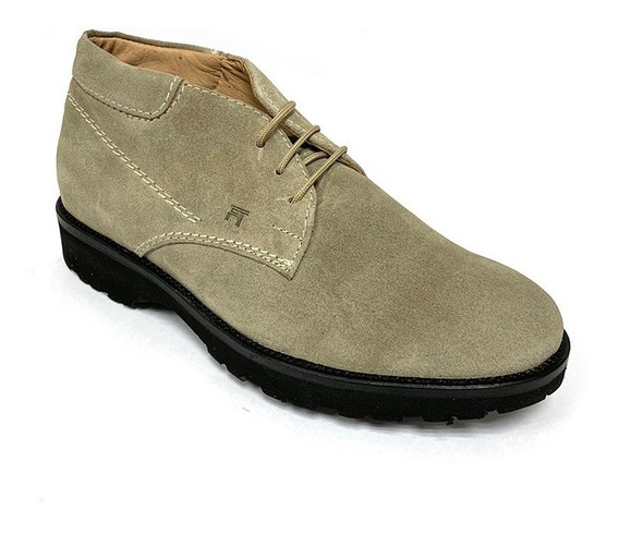 Zapatos Casuales Full Time Caballero Marró Ft 4753 Corpez 61