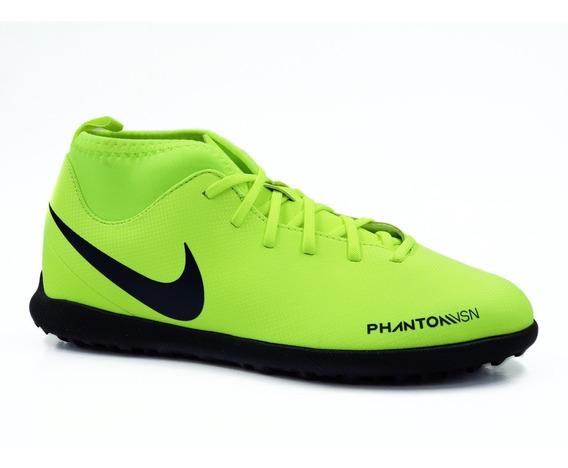 Nike Jr Phantom Vsn Club Ao3294717 Verde Niño