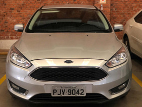 Ford Focus 1.6 S Flex Aut. 5p 2016