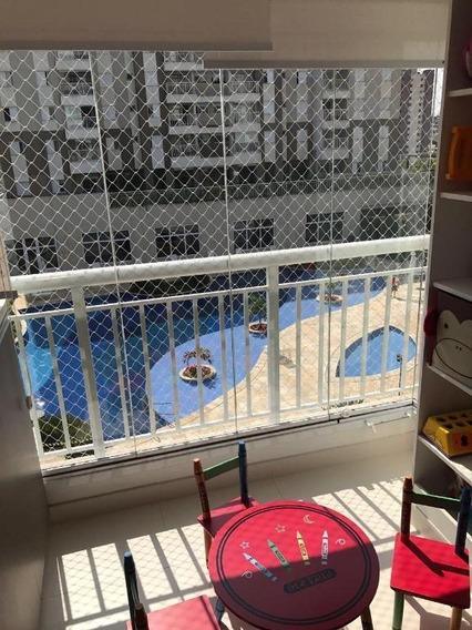 Apartamento Com 2 Dormitórios À Venda, 72 M² - Cidade São Francisco - São Paulo/sp - Ap2429