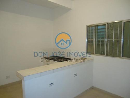Casa Para Locação Em São Paulo, Parque Fernanda, 1 Dormitório, 1 Banheiro - Ct090_2-1005549