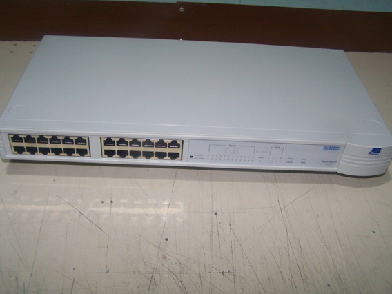 Switch 3com Superstack Ii Hub10 24 Ports 10mbps