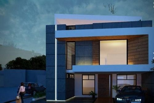 Casa En Preventa En Parque San Jose, Zona Azul, Lomas De Angelópolis