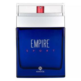 02 Perfumes Empire Sport Masculino - Original - Hinode