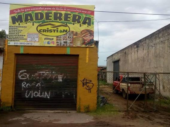 Local 50m2 S/lote 10x35 Ex Maderera - Fco. Alvarez