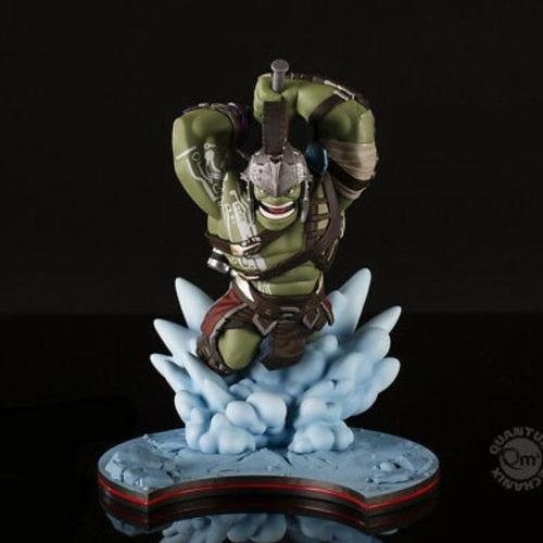 Imagen 1 de 2 de Hulk - Hulk & Thor - Q-fig Max Diorama
