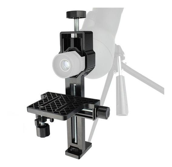 Suporte Adaptador Skylife Skcd P/ Câmera Digital Telescópio - Skylife Marca Especialista Em Produtos Astronômicos