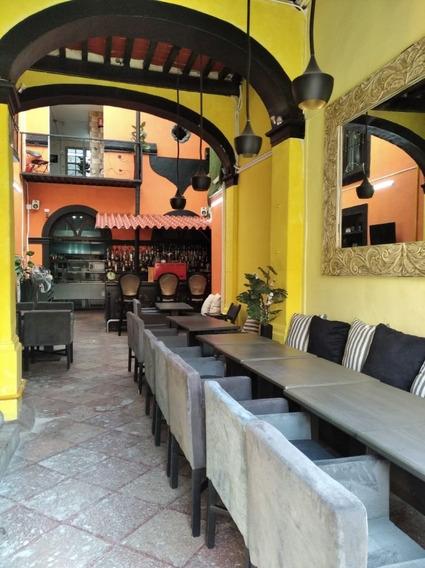 Traspaso Restaurante/bar En El Centro De Queretaro.