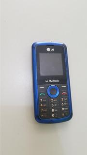 Celular Lg Kp 109 B Placa Ligando Normal Os 001