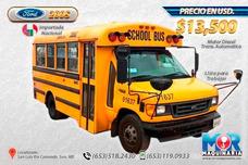Camion De Pasajeros Ford 2005, Gruas, Pipas, Dompes, Retros