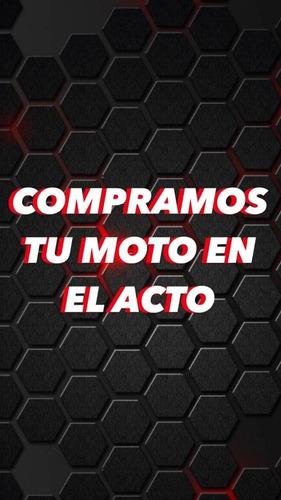 Imagen 1 de 14 de Compro Motos Pago Contado Permuto  Dbm Motos