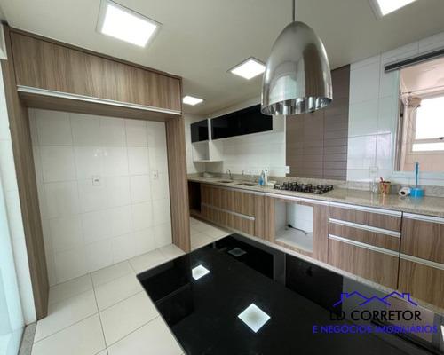 Imagem 1 de 26 de Apartamento A Venda Com 3 Suítes Na Parte Baixa Do Setor Bueno - Oasis-ct - 70091321