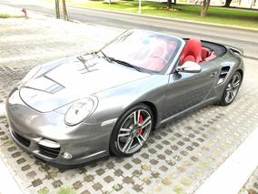 Porsche 911 3.8 Turbo Cabriolet 4x4 At 2010