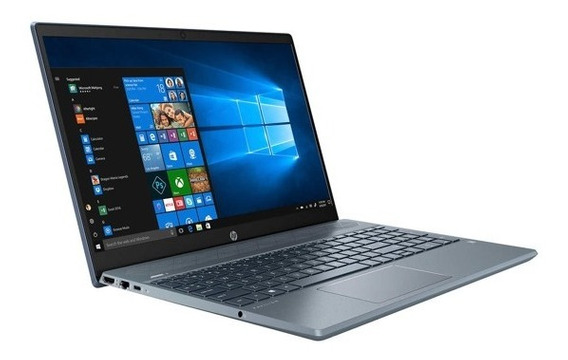Notebook Hp 10ª Ger I7 8gb 128ssd+1tb Mx250 4gb 15,6 Touch
