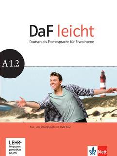 Daf Leicht A1.2 - Kursbuch + Arbeitsbuch + Dvd-rom