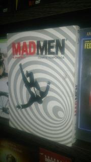 Madmen Cuarta Temp 4 Dvd Set