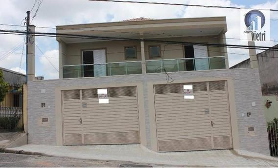 Sobrado Novo Com 3 Suites Em Pirituba - So1569