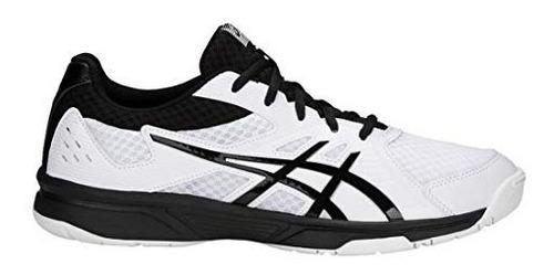 Asics Upcourt 3 Zapatillas De Voleibol Para Hombre, Color Bl
