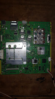 Placa Main Tv Led Panasonic Tc-l37e3l